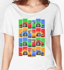 911 Vintage Classic Car Women's Relaxed Fit T-Shirt