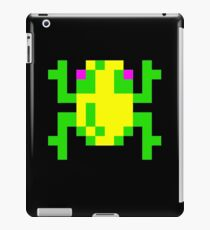 Frogger  Classic Arcade Game 80s iPad Case/Skin