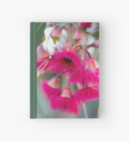Hot Pink Hardcover Journal