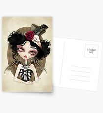 Countess Nocturne Postcards