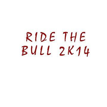 Ride the bull 2k14 by alexa33