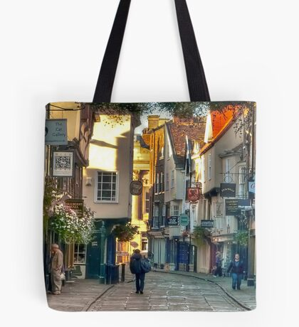 Stonegate - York,England,UK Tote Bag