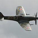 Spitfire by brummieboy