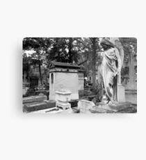 Pere Lachaise Cemetery Metal Print