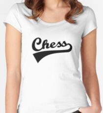 Chess Women's Fitted Scoop T-Shirt