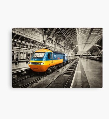 HST Paddington  Canvas Print