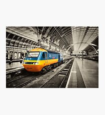HST Paddington  Photographic Print