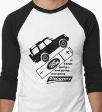 Energiser Battery - Land Rover (Parody) T-Shirt
