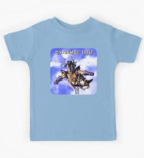 GNU & TUX Dynamic Duo Kids Clothes
