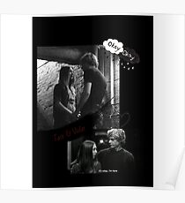 American Horror story- Tate and Violet Poster