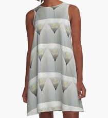 architectural melt  A-Line Dress