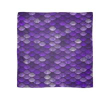 Purple Scales Scarf