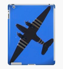 BBMF WW2 Dakota iPad Case/Skin