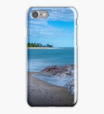 Saunders Beach shot iPhone Case/Skin