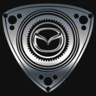 Mazda Rotary by Twevemech