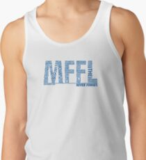 Mavs Fanatic - Never Forget Tank Top