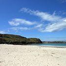 Bosta Beach at Noon, Western Isles, Scotland by BlueMoonRose