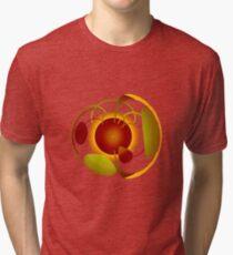 Earth Garden Tri-blend T-Shirt