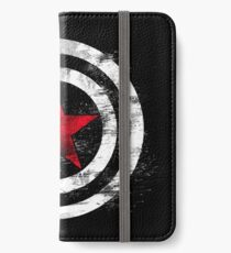 Winter Soldier iPhone Wallet/Case/Skin