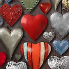 Heart shaped metal things by sumners