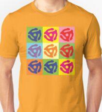 45 Record Holder Pop Art T-Shirt T-Shirt