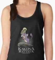 Kakuna Rattata Women's Tank Top