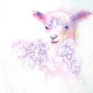 Woolly jumper (Original sold) by Jacki Stokes