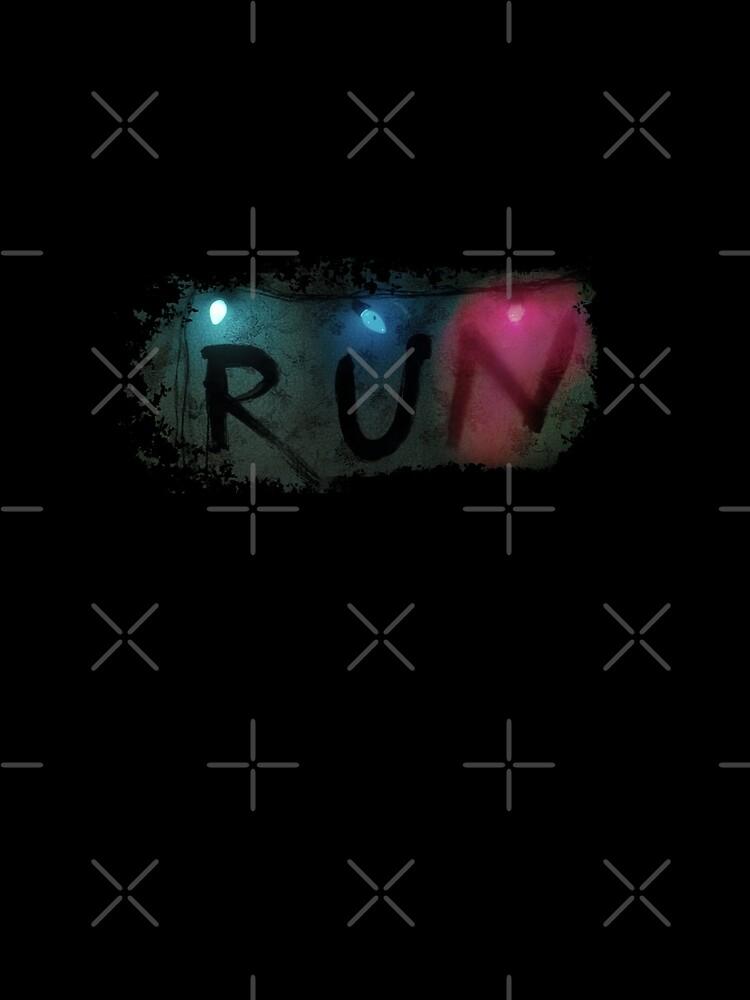 Stranger Things - RUN by Snowballs