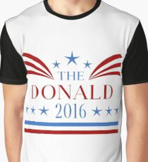 The Donald 2016 Election Graphic T-Shirt