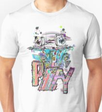 Let the Music Play ! T-Shirt