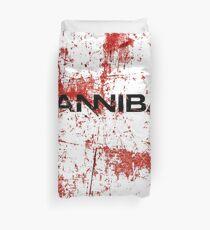 Hannibal Blood Splatter Duvet Cover