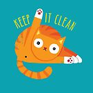 Keep It Clean by DinoMike