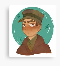 maccready Canvas Print