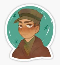 maccready Sticker