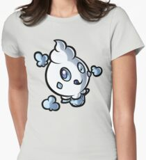 Vanillite Womens Fitted T-Shirt