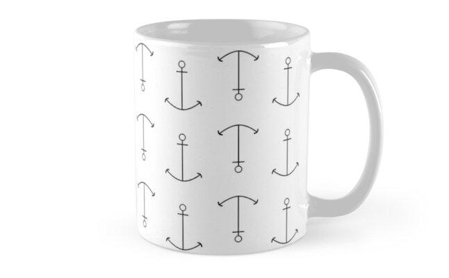 Anchor Pattern by lostofan
