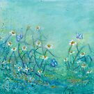Nature Gift - flowers by Robin Monroe