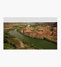 Snake River Photographic Print