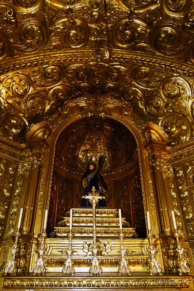Chapel of Senhor dos Passos, Santa Maria de Belém by Trish Meyer