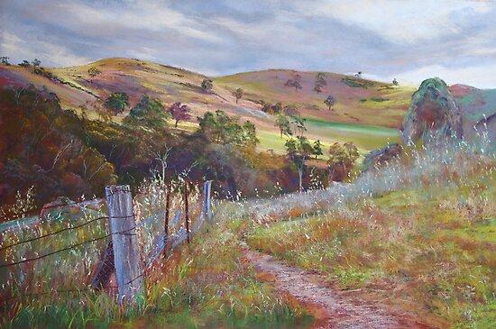 'Breaking Through' by Lynda Robinson