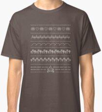 Mountains, Hills, Flowers, Daffodils Classic T-Shirt