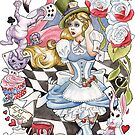 Alice In Wonderland by LCWaterworth