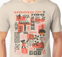 Moana Red Print Unisex T-Shirt