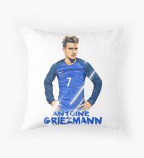 Antoine Griezmann edf Throw Pillow