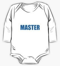 Master (Blue) One Piece - Long Sleeve