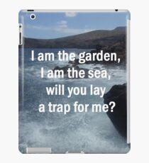 years & years - trap lyrics iPad Case/Skin