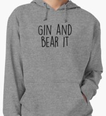 Gin and Bear it Lightweight Hoodie