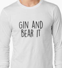 Gin and Bear it Long Sleeve T-Shirt