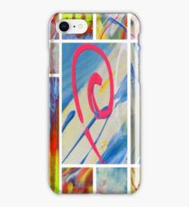Heaven on Art iPhone Case/Skin