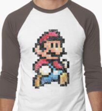 All Stars - Super Mario Bros 3  V01 Men's Baseball ¾ T-Shirt